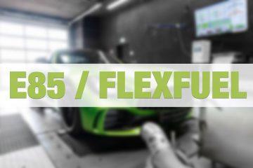 Conversion E85/ Flexfuel